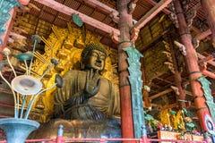Todaiji Temple in Nara Royalty Free Stock Photo