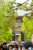 Todaiji Temple Royalty Free Stock Photo