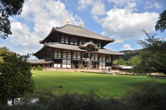 Todaiji Temple (Nara, Japan) Stock Photos