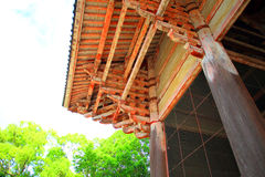 Todaiji Temple Stock Image