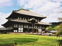 Todaiji Temple Nara Royalty Free Stock Images