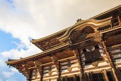 Todaiji Temple in Nara, Japan Stock Photos