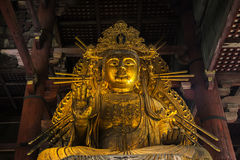 Todaiji temple in Nara, Japan Stock Images