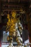 Todaiji temple in Nara, Japan Stock Image