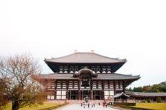 Todaiji Temple - Nara - Japan Royalty Free Stock Photos