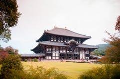 Todaiji Temple - Nara - Japan Stock Photography