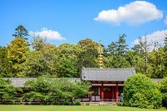 Todaiji temple in Nara, Japan Royalty Free Stock Photos