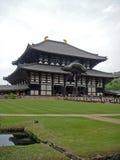 Todaiji temple Stock Image