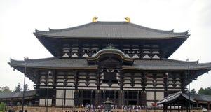 Todaiji temple Royalty Free Stock Image