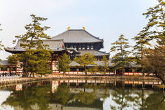 Todaiji temple Stock Photos