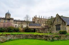 Todas as almas faculdade, Oxfordshire, Reino Unido, Europa fotos de stock