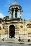 Todas las almas universidad, Oxford Imagen de archivo