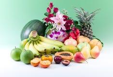 Todas las frutas del condimento Imagen de archivo