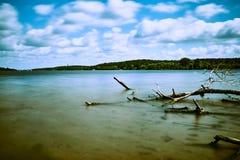 Todavía aguas Foto de archivo libre de regalías
