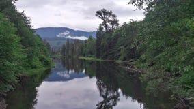 Todavía aguas Imagen de archivo