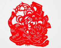 Todavía categorías: Arte chino del papel-corte Fotos de archivo libres de regalías
