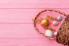 Todavía composición de Pascua de la vida Foto de archivo libre de regalías
