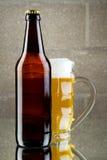 Todavía de la cerveza vida Foto de archivo