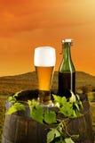 Todavía de la cerveza vida Fotos de archivo
