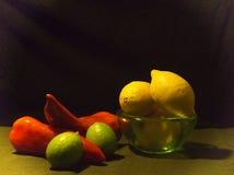 Todavía de la fruta vida Fotos de archivo libres de regalías