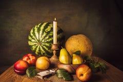 Todavía de la fruta vida Fotos de archivo