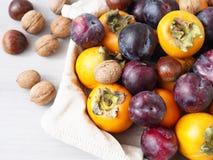 Todavía de la fruta vida colorida Imagen de archivo