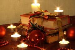 Todavía de la Navidad vida Foto de archivo libre de regalías