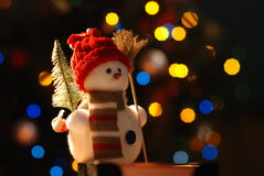 Todavía de la Navidad vida Fotografía de archivo