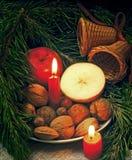 Todavía de la Navidad vida Foto de archivo