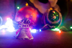Todavía de la Navidad vida Imagenes de archivo