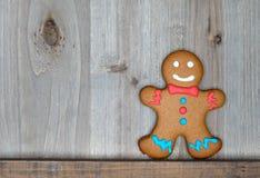 Todavía de la Navidad vida con las galletas tradicionales del pan de jengibre Imágenes de archivo libres de regalías