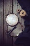 Todavía de la vendimia vida Foto de archivo libre de regalías