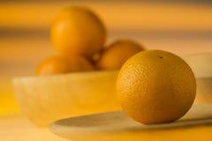 Todavía de las naranjas vida Foto de archivo