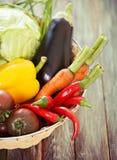 Todavía de las verduras vida Foto de archivo