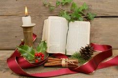 Todavía de Navidad vida Imagen de archivo libre de regalías
