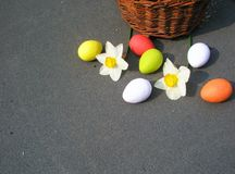 Todavía de Pascua vida Imagen de archivo