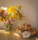 Todavía de Pascua vida Imagen de archivo libre de regalías
