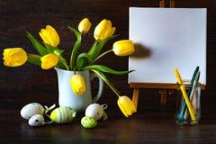 Todavía de Pascua vida Foto de archivo