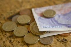 Todavía del dinero vida esterlina Imagen de archivo libre de regalías