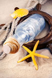 Todavía del infante de marina vida. Foto de archivo libre de regalías