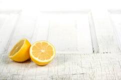Todavía del limón vida foto de archivo
