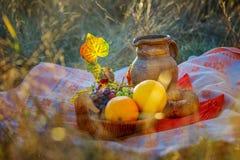 Todavía del otoño vida al aire libre Imagen de archivo