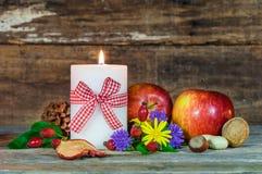 Todavía del otoño vida colorida Fotografía de archivo