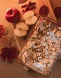 todavía del otoño vida de la comida Fotos de archivo libres de regalías