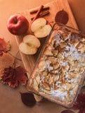 todavía del otoño vida de la comida Imagen de archivo libre de regalías