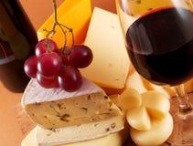 Todavía del queso vida Imagen de archivo