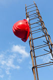 Todavía del sector de la construcción vida Foto de archivo