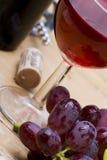 Todavía del vino vida Foto de archivo libre de regalías