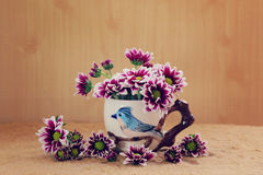 Todavía flores de la vida Imagen de archivo