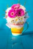 Todavía flores hermosas del manojo de la vida Fotografía de archivo libre de regalías